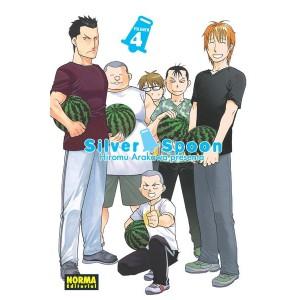 Silver Spoon nº 03