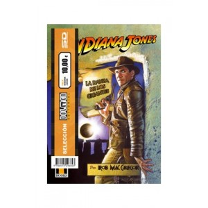 Pack Dolmen - Indiana Jones