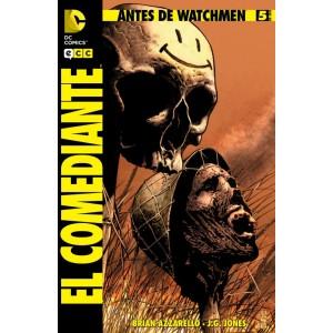 Antes de Watchmen - El Comediante nº 05