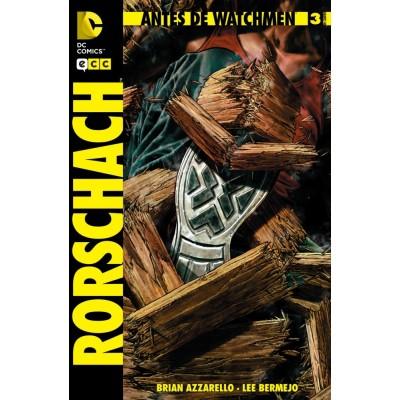 Antes de Watchmen - Rorschach nº 02