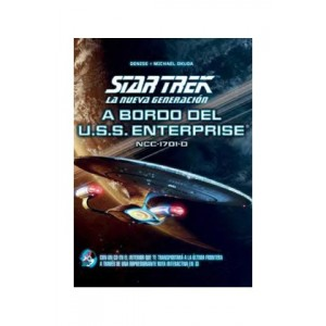 Star Trek - La Nueva Generacion : A Bordo del U.S.S Enterprise
