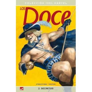 Marvel Coleccion 100% Los Doce nº 02 - Secretos