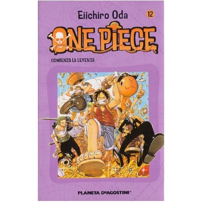 One Piece nº 12