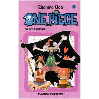 One Piece nº 16