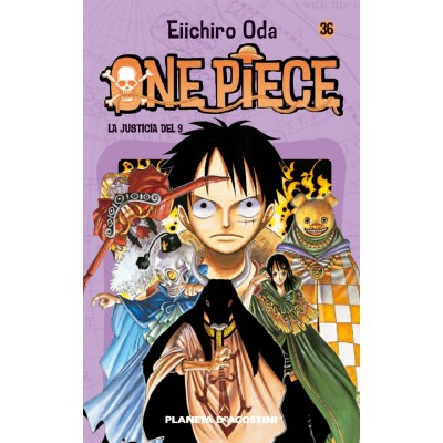 One Piece nº 36