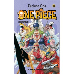 One Piece nº 38