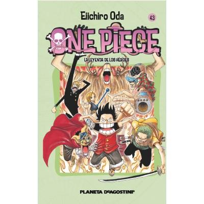 One Piece nº 43