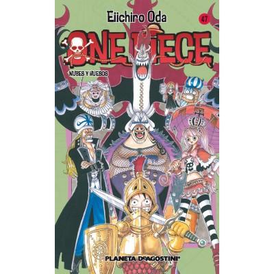 One Piece Nº 47