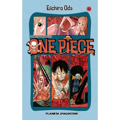 One Piece Nº 50