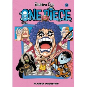 One Piece Nº 56