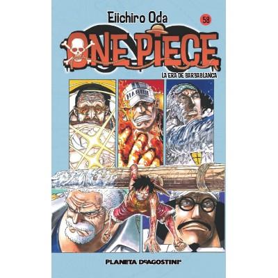 One Piece Nº 58