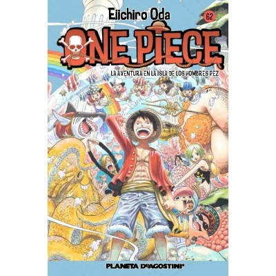 One Piece Nº 62