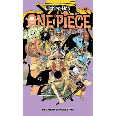 One Piece Nº 64
