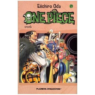One Piece nº 21