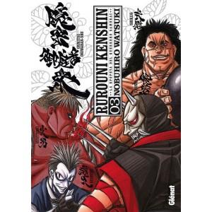 Rurouni Kenshin Integral Nº 03