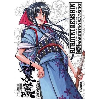 Rurouni Kenshin Integral Nº 04
