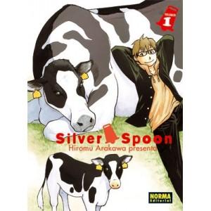 Silver Spoon Nº 01