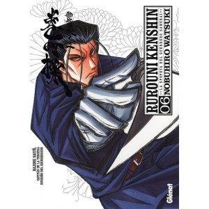 Rurouni Kenshin Integral Nº 06