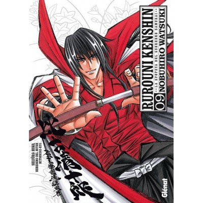 Rurouni Kenshin Integral Nº 09