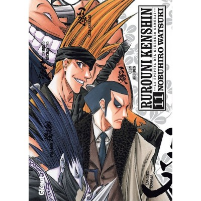 Rurouni Kenshin Integral Nº 11