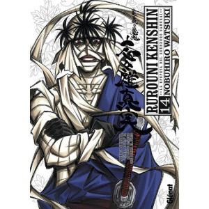 Rurouni Kenshin Integral Nº 14