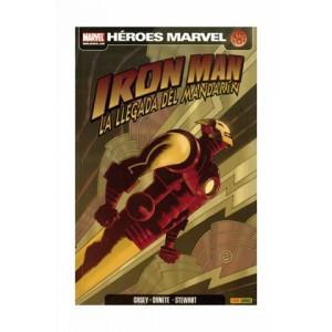 Iron Man - La Llegada del Mandarin