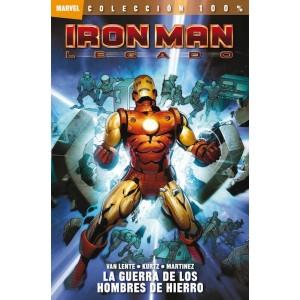 100% Marvel: Iron Man - Legado nº 01