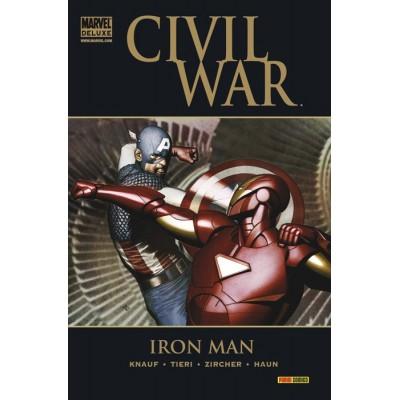 Marvel Deluxe: Iron Man - Director de Shield nº 02 Embrujado