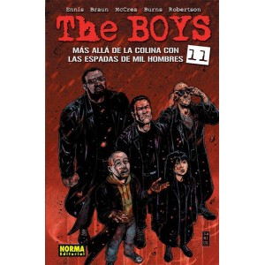 The Boys Integral nº 01