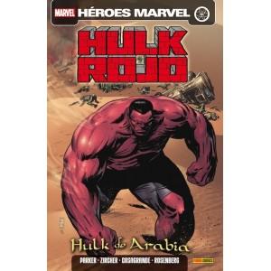 Héroes Marvel - Hulk Rojo nº 04: Hulk de Arabia