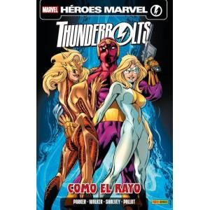 Héroes Marvel - Thunderbolts v3, 7