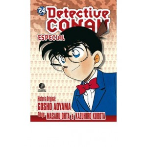 Detective Conan Especial Nº 24
