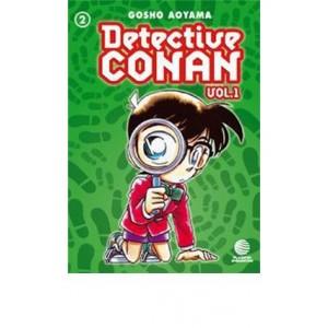 Detective Conan Vol.1 Nº 02