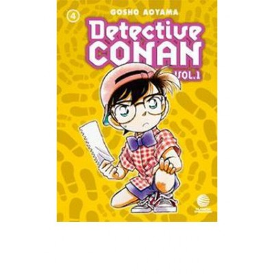 Detective Conan Vol.1 Nº 04