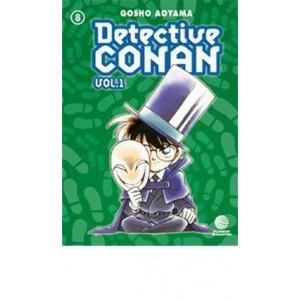 Detective Conan Vol.1 Nº 08