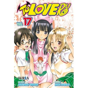 To-Love Ru Nº 16