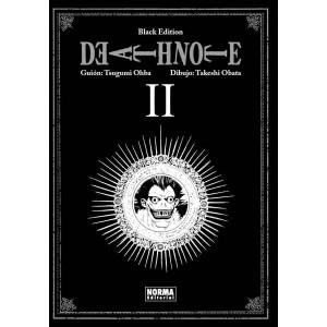 Death Note Black Edition nº 01