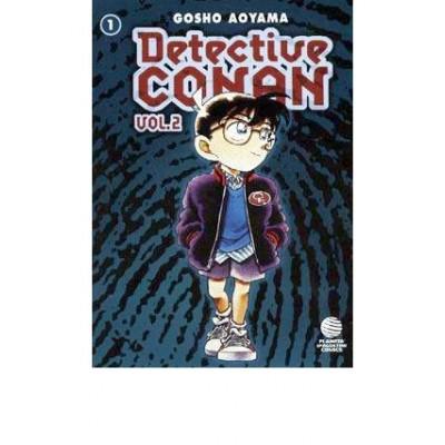 Detective Conan Vol.2 Nº 01