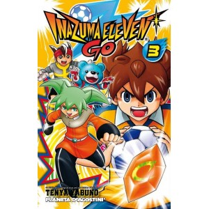 Inazuma Eleven Go! nº 03