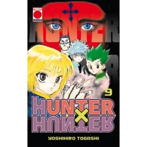 Hunter x Hunter nº 09