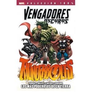 Coleccion 100% Marvel - Los Vengadores Oscuros. Thunderbolts: Los Mas Poderosos de la Tierra