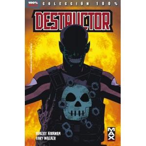 Marvel Coleccion 100% Max - Destructor