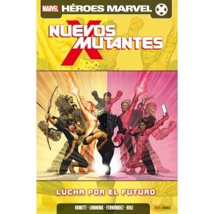 Heroes Marvel - Nuevos Mutantes nº 06: Heroes por el Futuro