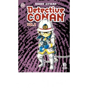 Detective Conan Vol.2 Nº 42
