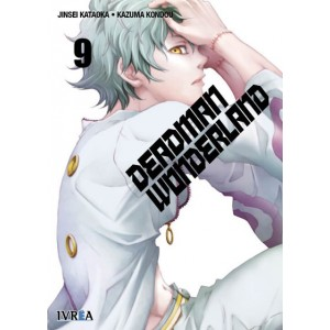 Deadman Wonderland nº 08