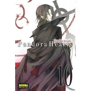 Pandora Hearts nº 09