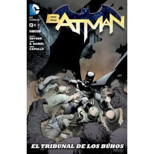 Batman (reedición trimestral) nº 01:El Tribunal de los Buhos