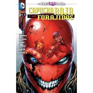 Capucha Roja y los Forajidos - La Muerte de la Familia
