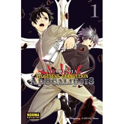 Academia Neongenesis Evangelion: Apocalipsis Nº 01