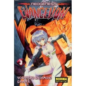 Neon Genesis Evangelion Nº 03